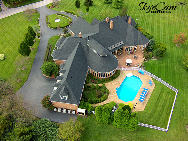Real Estate in Maryland Drone For Hire