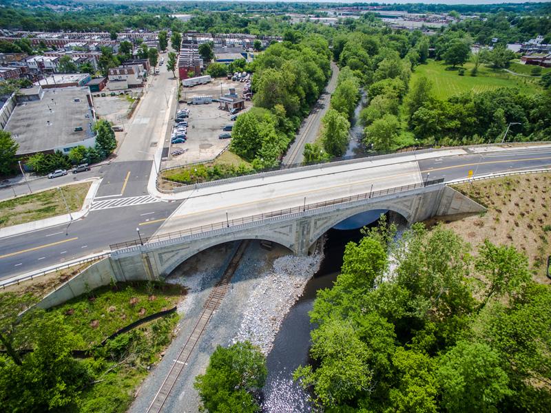 New Bridge Construction Drone Company