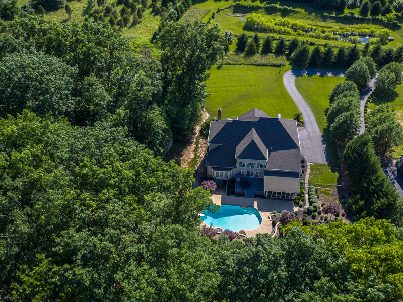Real Estate Aerial Photos for Listing