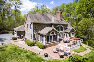 Real Estate Aerial Photography for hire company Baltimore County Howard County Maryland SkyeCamProductions